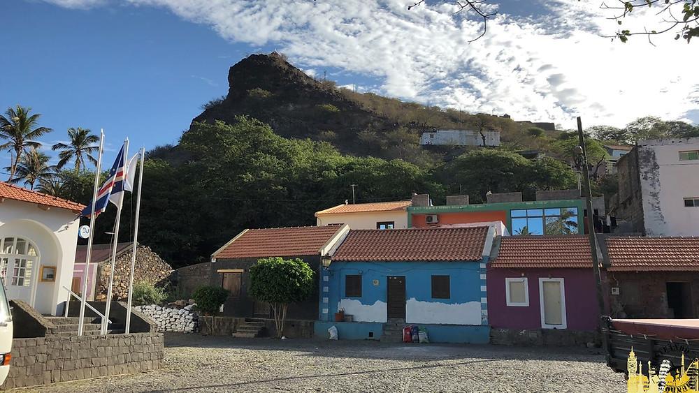 Ciudade Velha. Isla de Santiago (Cabo Verde)