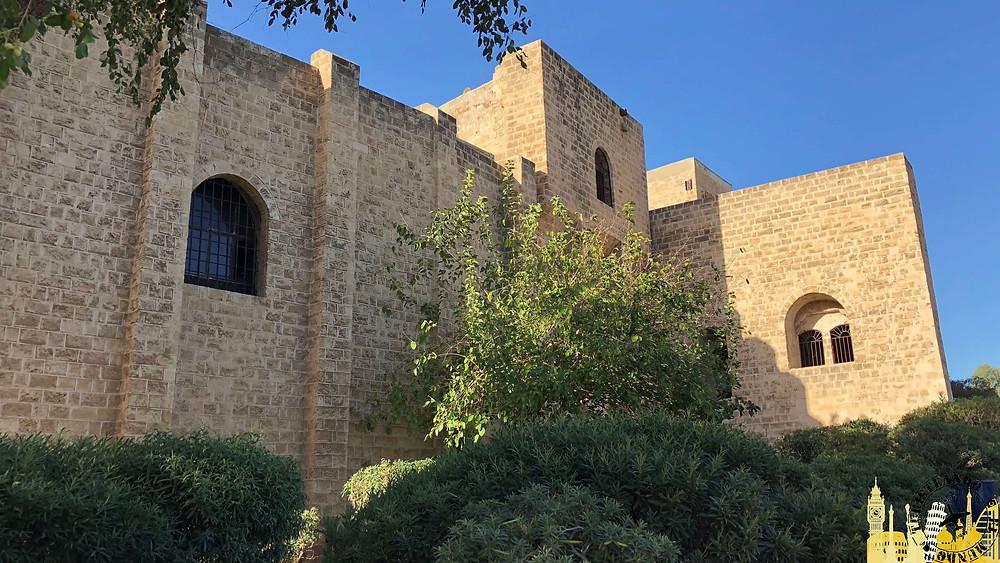 Jaffa. Tel Aviv (Israel). Palacio Mahmud