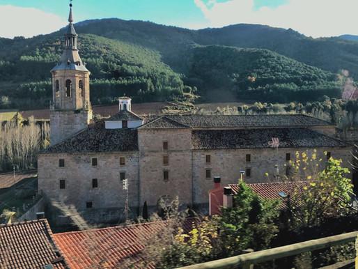 Monasterios de San Millán de Yuso y Suso (Unesco): Cuna del Castellano. La Rioja (España)