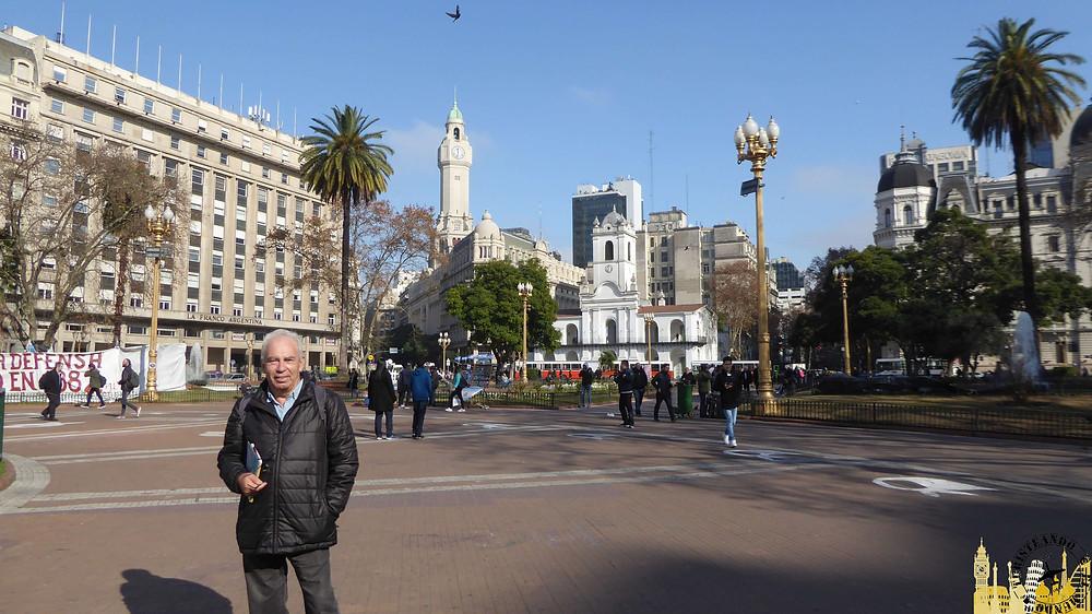 Plaza de Mayo, Buenos Aires (Argentina)