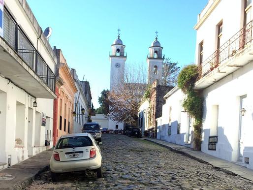 Colonia del Sacramento y su barrio histórico (Unesco). Uruguay