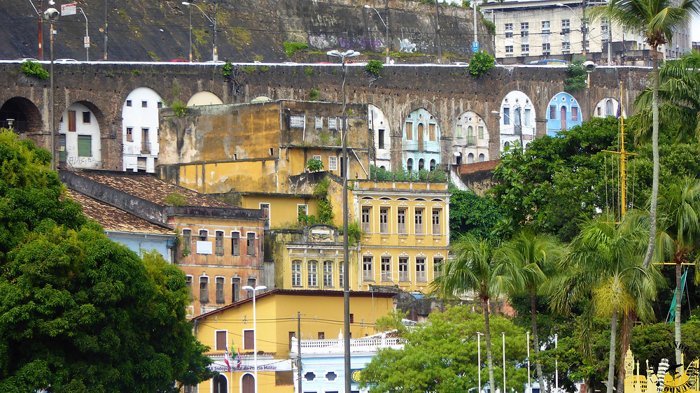 Acueducto Salvador de Bahía (Brasil)