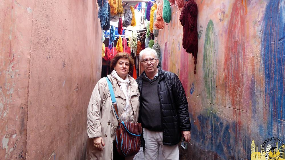 Zoco, Marrakech (Marruecos)
