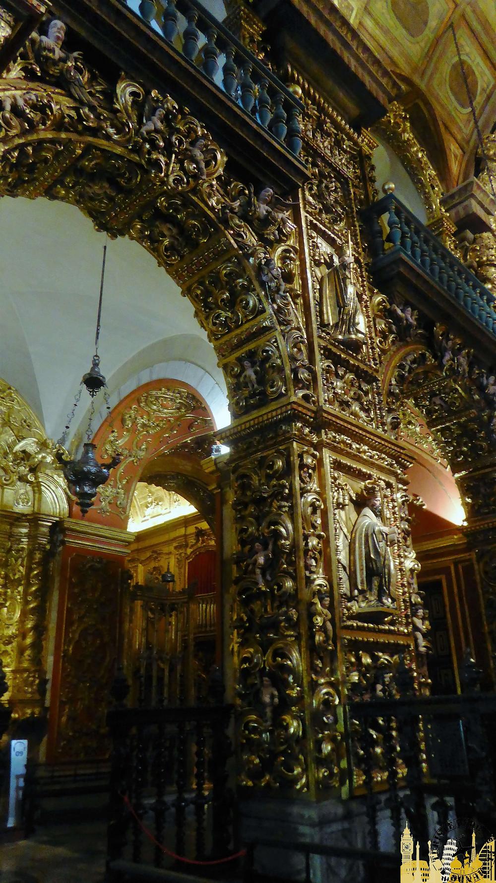 Iglesia San Benito. Río de Janeiro (Brasil)
