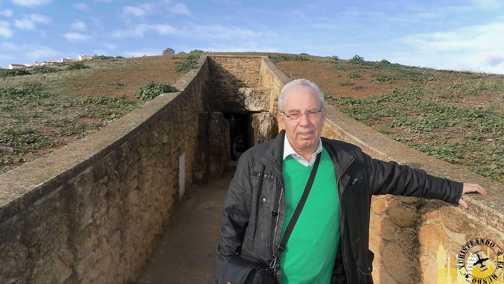 Dólmen de Viera (Antequera). Andalucía