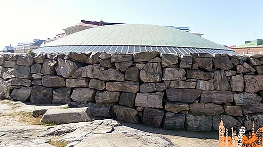 Ruta del Ámbar: Helsinki (II). Finlandia