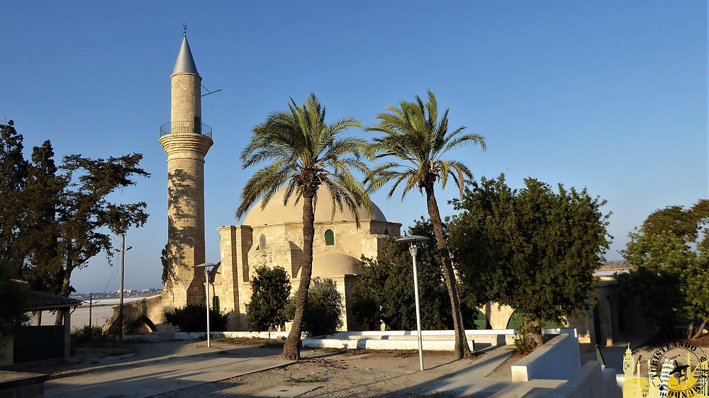 Hala Sultan Tekke de Larnaca, Chipre