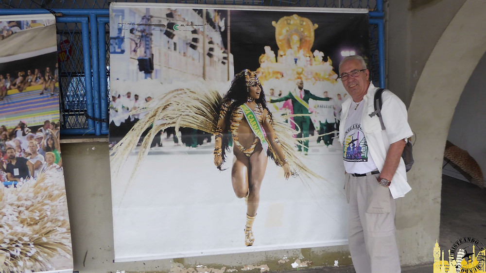 Museo del Carnaval. Río de Janeiro (Brasil)