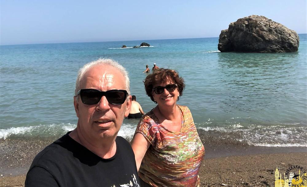 Petra tou Romiou, Chipre