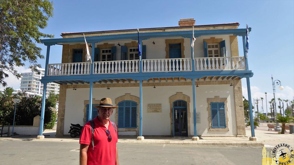 Museo de Historia de la Ciudad de Larnaca, Chipre