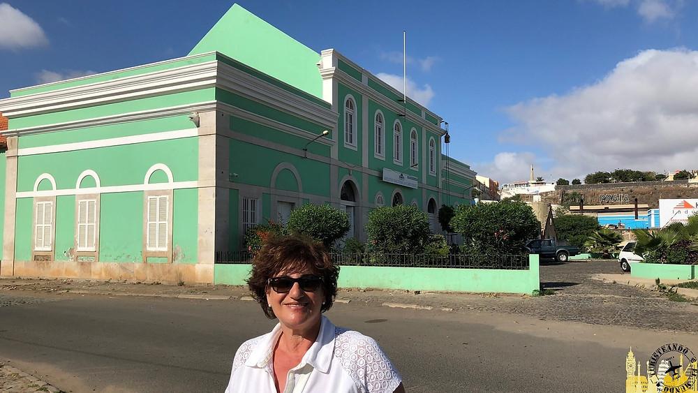 Praia. Isla de Santiago (Cabo Verde). Archivo Nacional