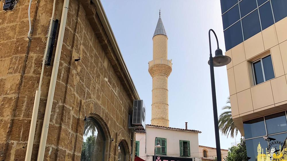 Nicosia. Parte turca