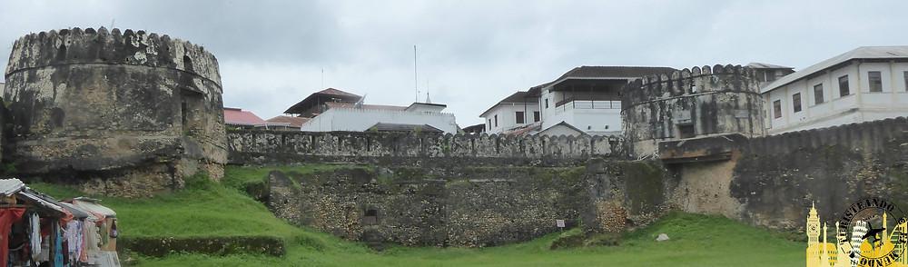 Antigua Fortaleza de Stone Town