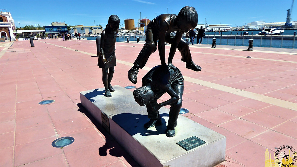 Esculturas, Castellón de la Plana