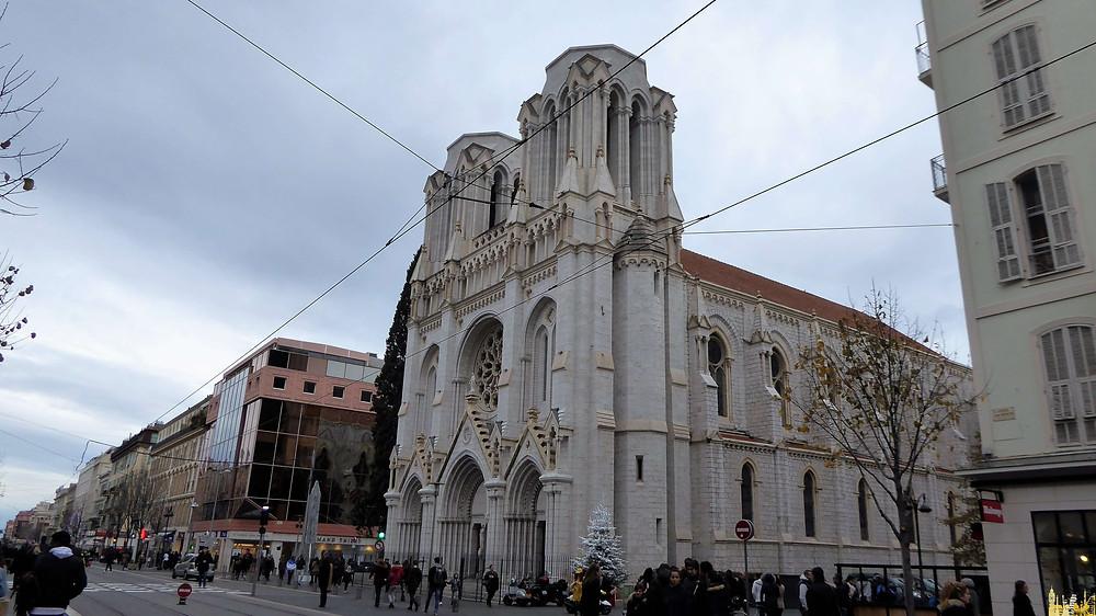Notre-dame de la Asunción, Niza (Francia)