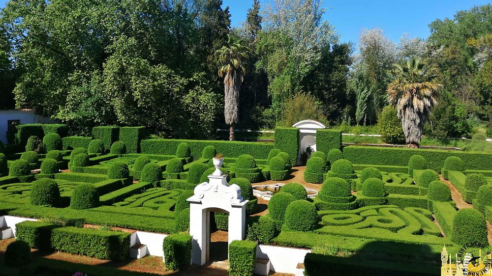 Jardines Palacio Ducal Vila Viçosa (Portugal)