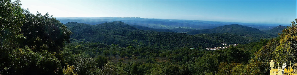 Sierra de Aracena, Huelva