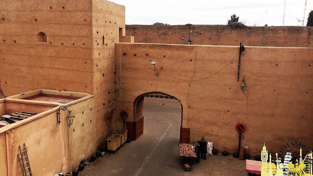Palacio Badi, Marrakech (Marruecos)