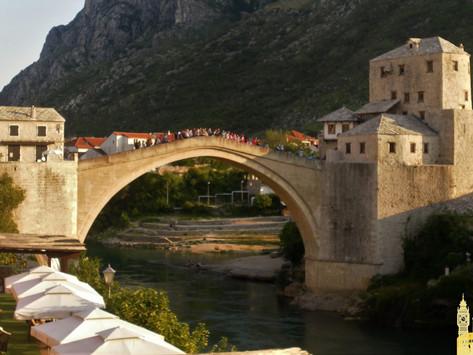 Mostar, la histórica ciudad dividida.
