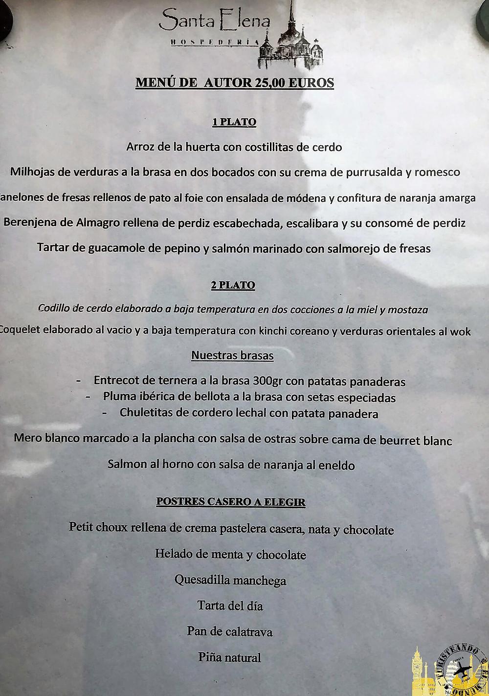 Hospedería Santa Elena. San Carlos del Valle. Castilla La Mancha