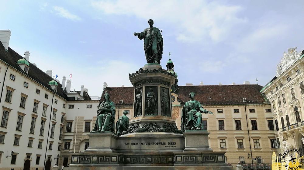 Palacio imperial de Hofburg (Viena)