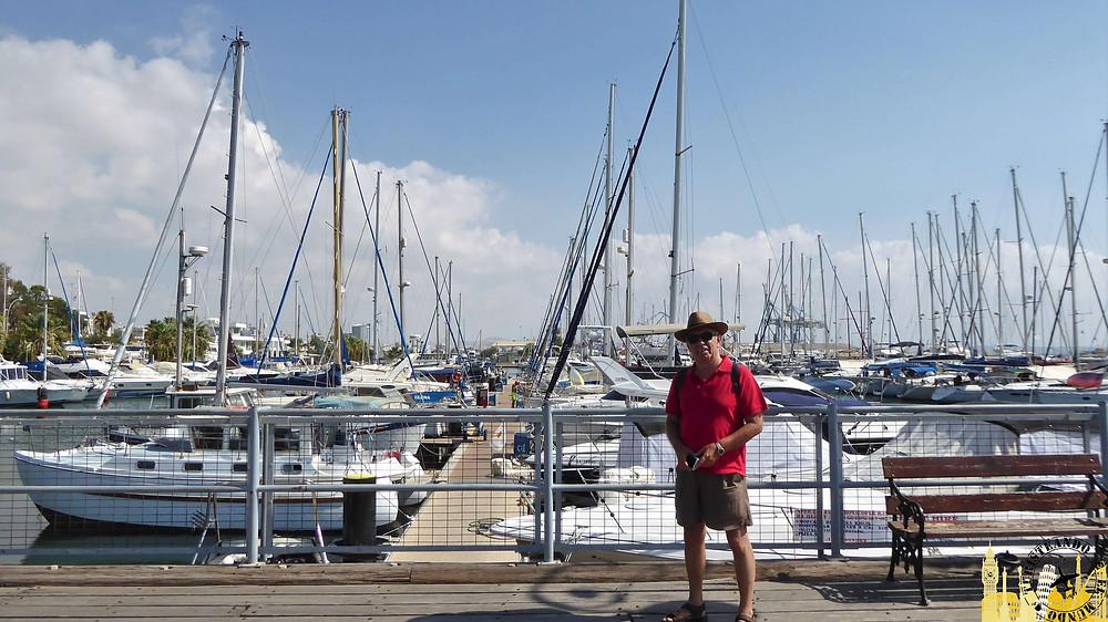 Puerto de Larnaca, Chipre
