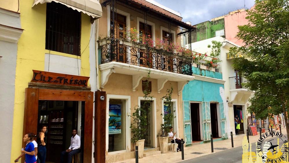 Arquitectura colonial. Santo Domingo (Rep. Dominicana)