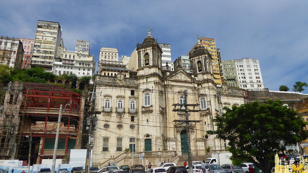 Ciudad Baja. Salvador de Bahía (Brasil)