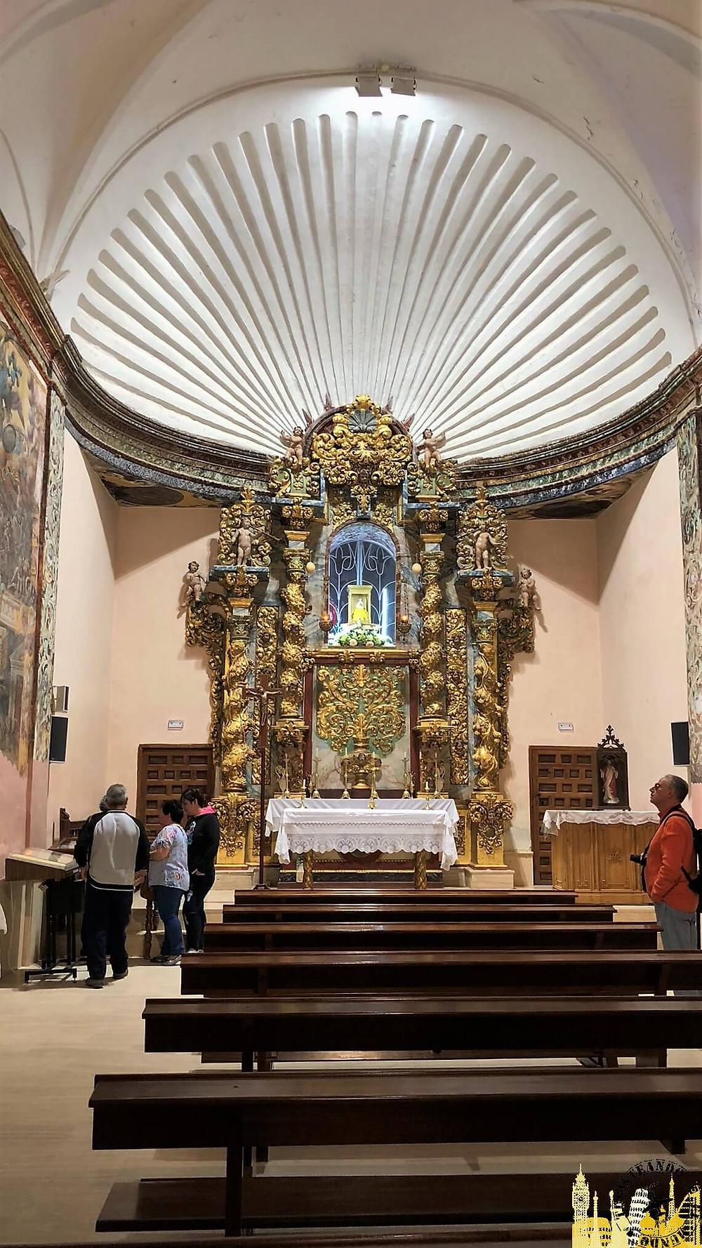 Ermita Castillo de Peñarroya. Castilla La Mancha
