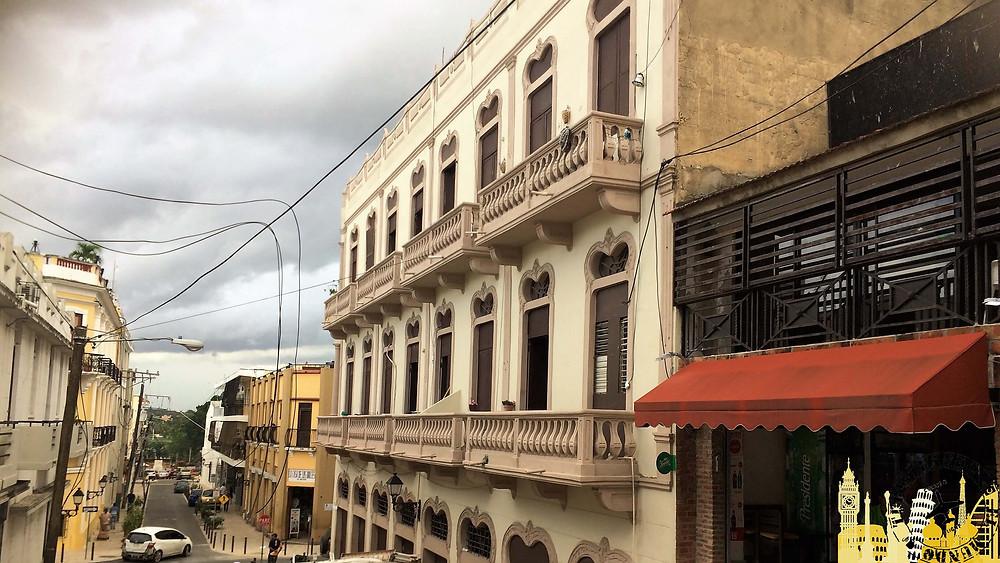 Edificio Balbino Fernandez. Santo Domingo (Rep. Dominicana)