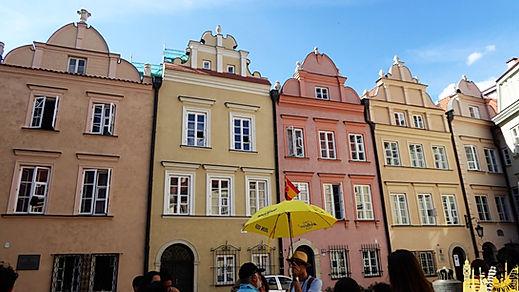 Qué ver en Varsovia (Polonia) en un día. UNESCO