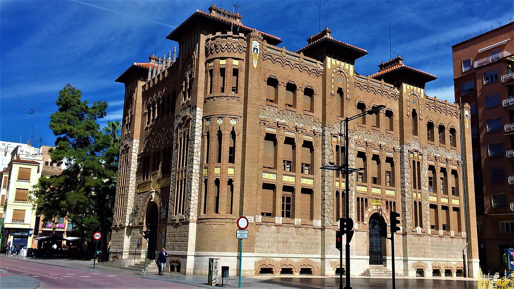 Correos y telégrafos, Castellón de la Plana