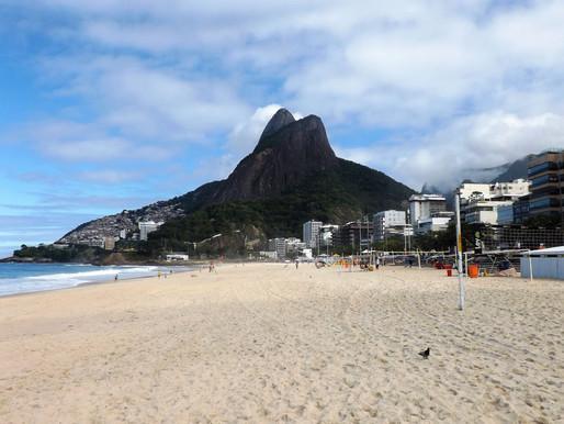 Río de Janeiro (Brasil). Playas y Bossa nova.