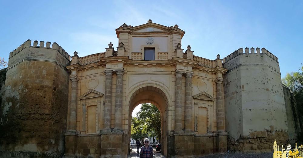 Puerta de Córdoba. Carmona (Sevilla). España