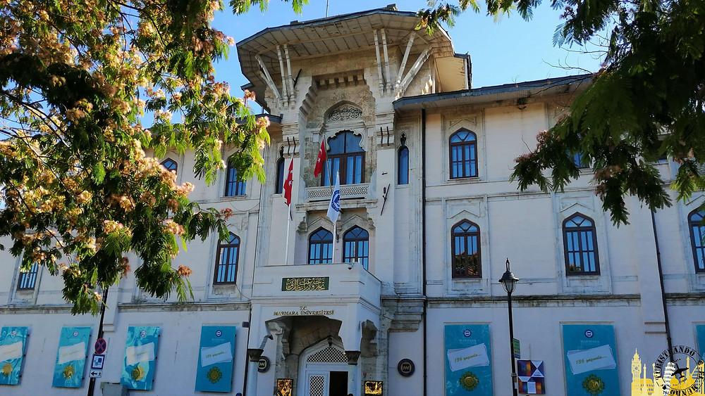Universidad de Mármara. Estambul (Turquía)