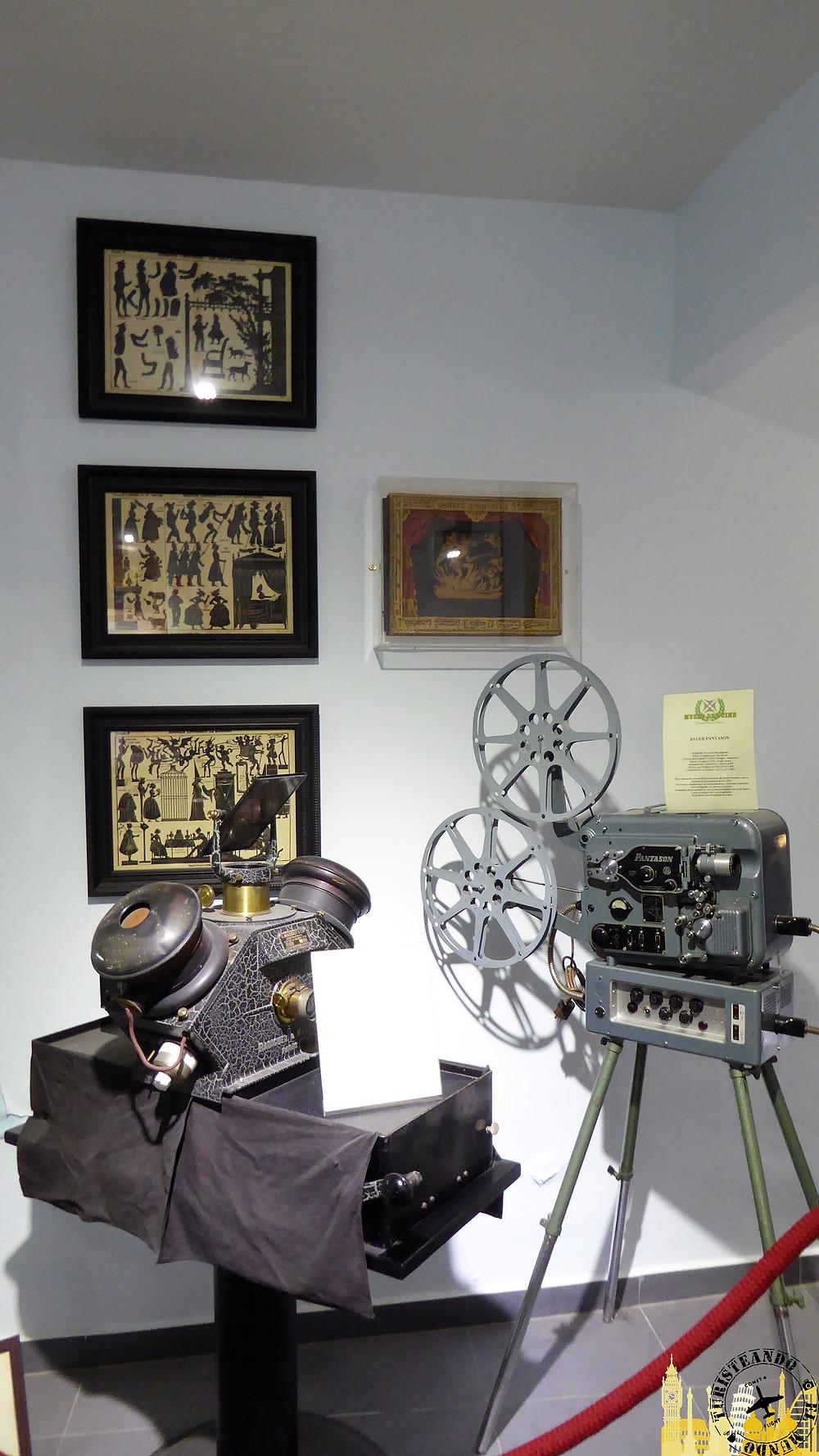 Museo del cine de Villarejo de Salvanés (Madrid)