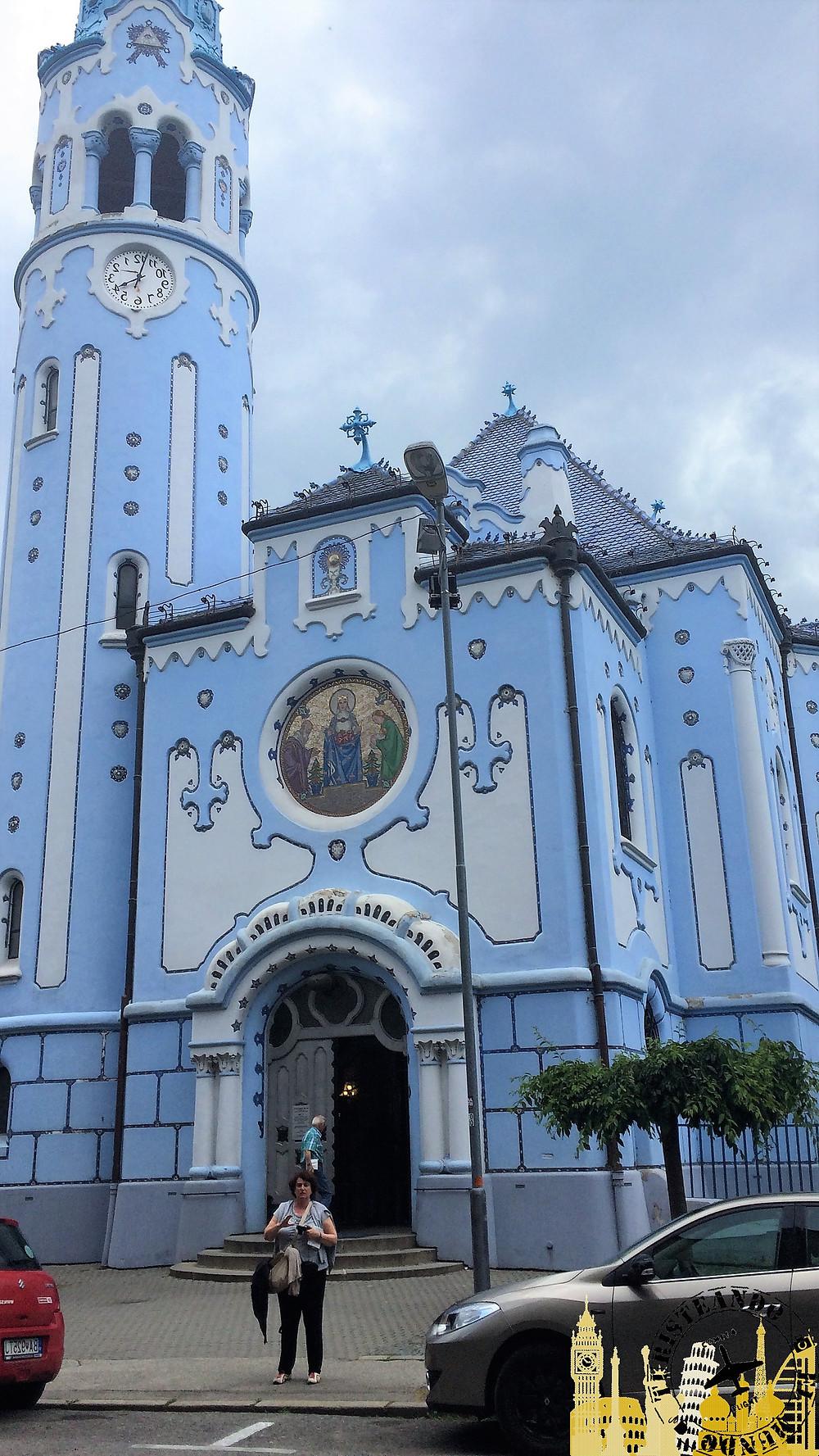 Iglesias de Bratislava (Eslovaquia)