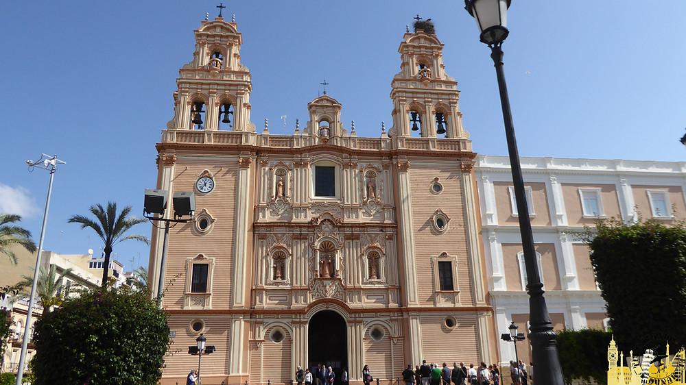 Catedral de la Merced. Huelva (Andalucía). España