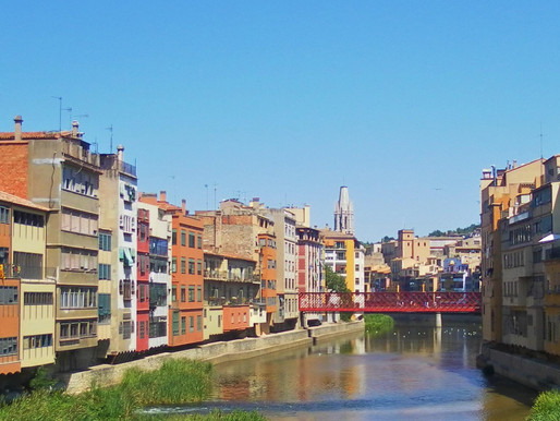 Gerona, qué ver y qué visitar en un día. Cataluña (España)