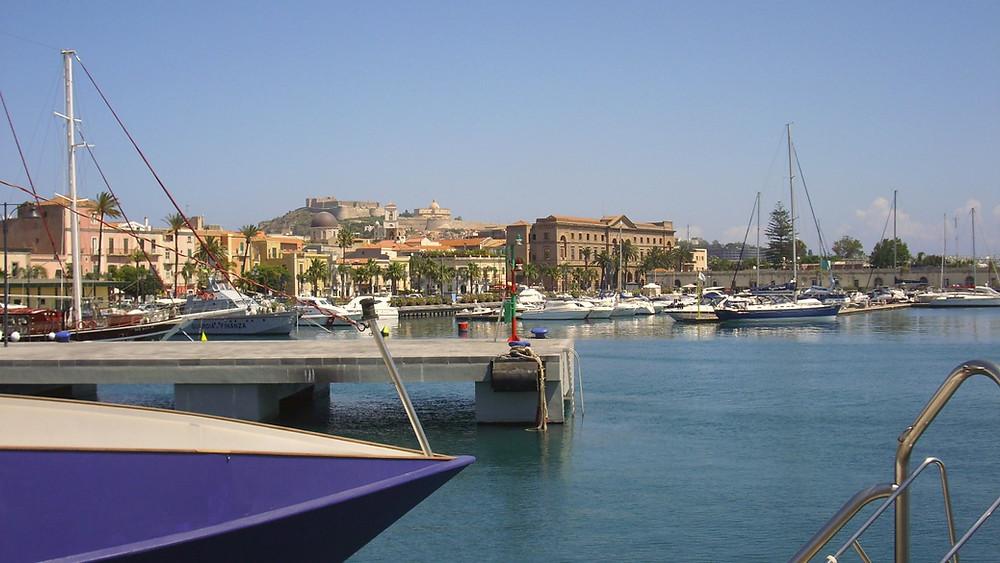 Milazzo (Sicilia, Italia)