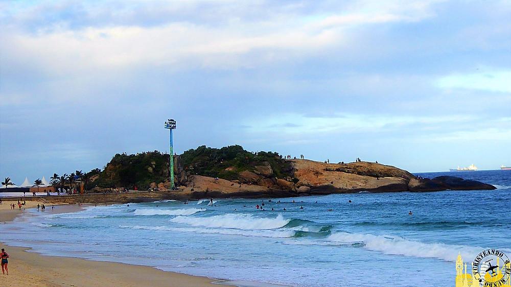 Playa de Arpoador. Río de Janeiro (Brasil)