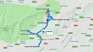 Viaje a Sierra de Gredos (Ávila)