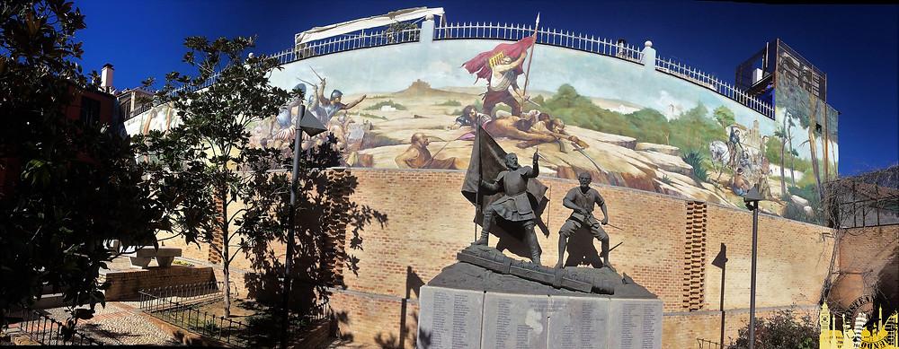 Trampantojos en Navalcarnero (Madrid)