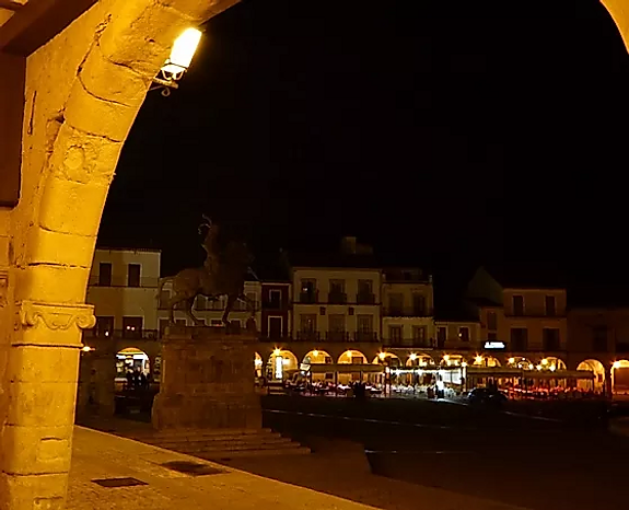 Viaje Extremadura-Portugal