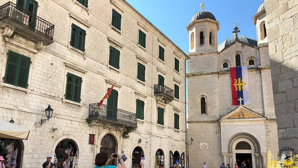 Kotor (Montenegro). Iglesia de San Nicolás