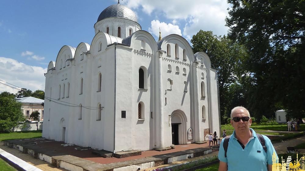 Catedral Santo Boris y Santo Gleb. Chernigov (Ucrania)