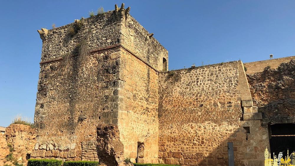 Castillo de los Guzmanes. Niebla (Huelva). Andalucía