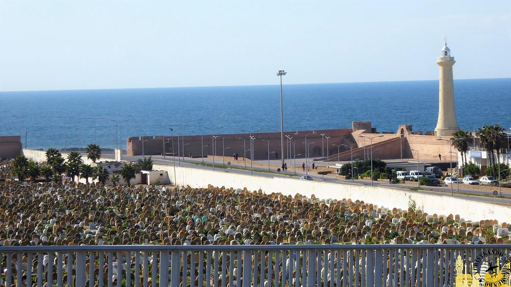 Cementerio Martires. Rabat (Marruecos)
