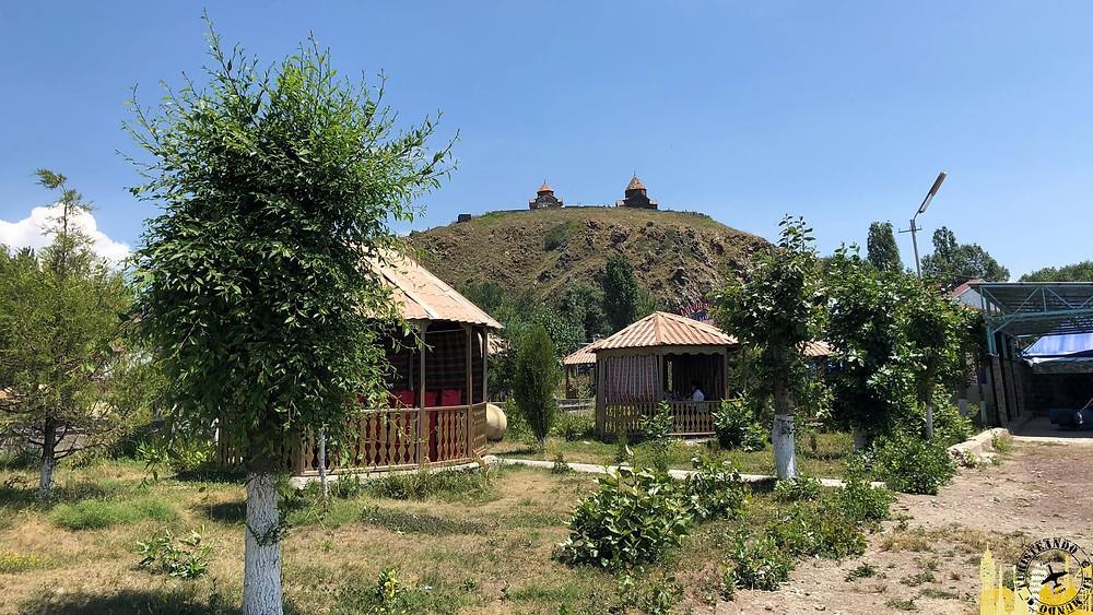 Restaurante en Sevan (Armenia)