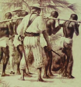 Tráfico esclavos Cabo Verde